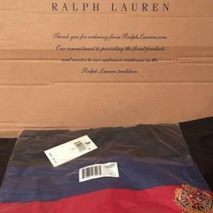 Polo Ralph Lauren Flag Crest Classic Fit Striped T